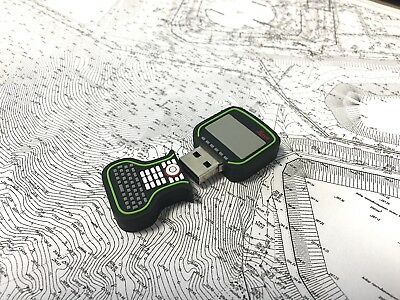 CS20 - USB stick, surveying, theodoliteclub, surveyor, controller
