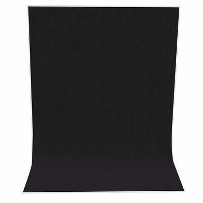 [NEW] 3x5ft Black Photography Backdrop Background Studio Photo Indoor Screen Pro