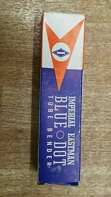 """Imperial Eastman Blue Dot Tubing Bender 364-Fh 1/4"""" Made In Usa"""