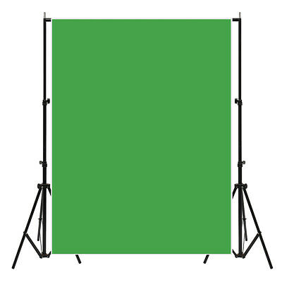 [NEW] 7X5FT Chromakey Green Photo Photography Backdrop Background Canvas Studio