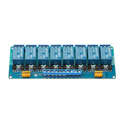 [NEW] BESTEP 8 Channel 24V Relay Module High And Low Level Trigger For Arduino