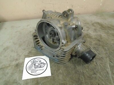 Yamaha Sr185 Exciter Cylinder Head And Cam