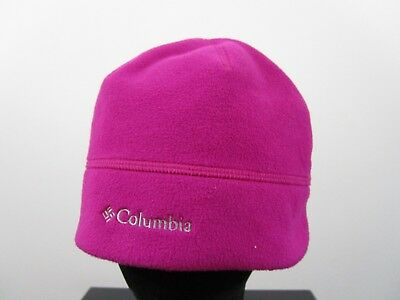 943f69a5d96c4 NWT Columbia L XL Thermarator Fleece Omni Heat Lined Beanie Hat Cap - Blush   20