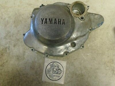 Yamaha Sr185 Exciter Clutch Cover And Oil Window