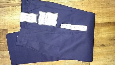 Nwt Becky Thatcher Girls Navy Blue School Uniform Pants 10 Reg