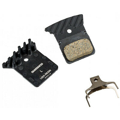 2x Shimano Road RS505/RS805 Hydraulic Disc Brake Pads (L02A)