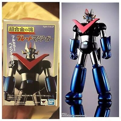 Great Mazinger(Heavy Diecast)-2018-GO Nagai 50 Anniversary-72mm-EXCLUSIVE-sealed