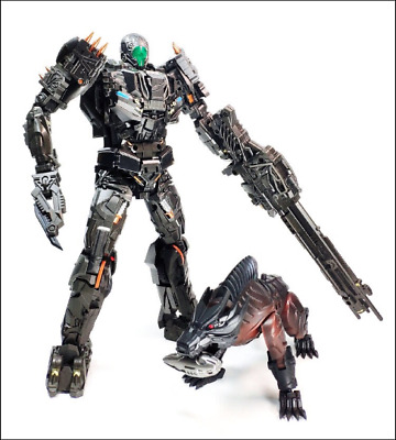 Deformation toys Chameleon BSL-01 KO version UT confined
