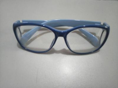 SanYi Super flexible X Ray Protective Glasses (with side protection) FC16 Blue