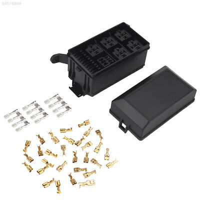 2419 with 33 Pins 6 Relay Block Holder Kit for Nacelle Insurance Socket