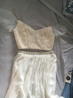 Anna Dutton couture Bridal top BRAND NEW