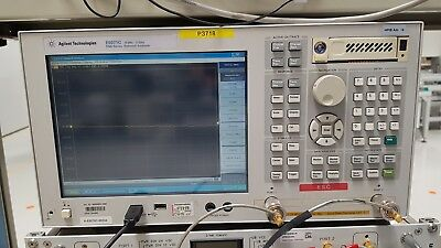 Agilent Network analyzer E5071C 9kHz - 3GHz, 2 Ports