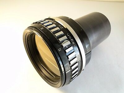 ANAMORPHIC Meopta Anagon 2x - 82.5 mm  MOVIE PROJECTOR LENS