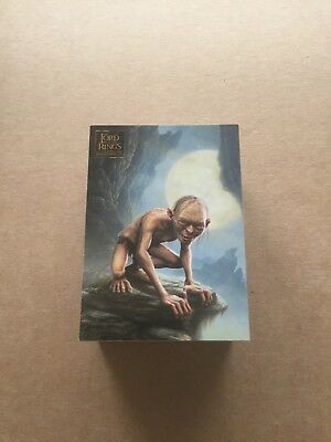 2006 Topps The Lord Of The Rings Masterpiecies Complete Set (90)