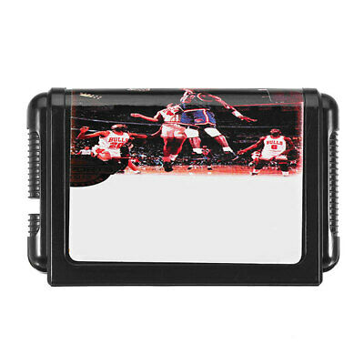 [NEW] 16bit Basketball 94 Show Time Cartridge for Sega Game Console