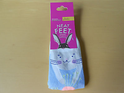 Joules Neat Feet Socks with a bit of character Size UK 13-3