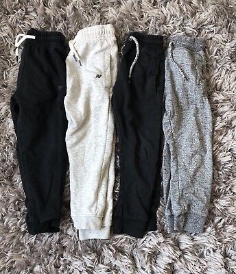 Next Boys Jogging Bottom/Trackies Bundle, 5 Years - Excellent Condition