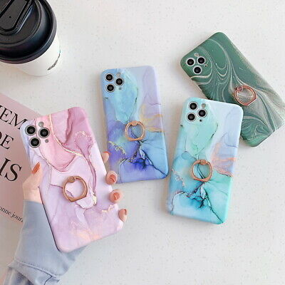 For iPhone XS MAX XR X 8 7 6s Diamond Pattern Soft Rubber Clear Thin Case Cover