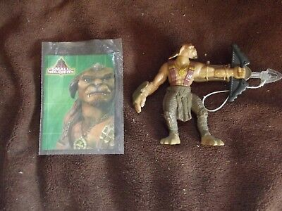 Dreamworks 1998 actionfigure small soldiers mit Pfeil Beleuchtung