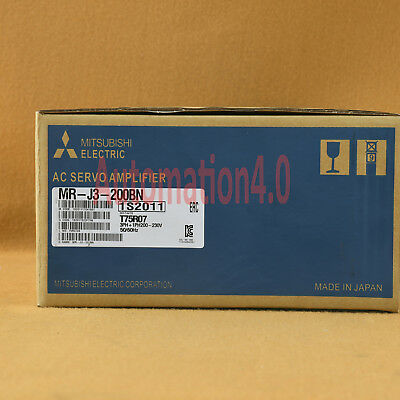Mitsubishi servo drive MR-J3-200BN NEW IN BOX  *Free Ship*