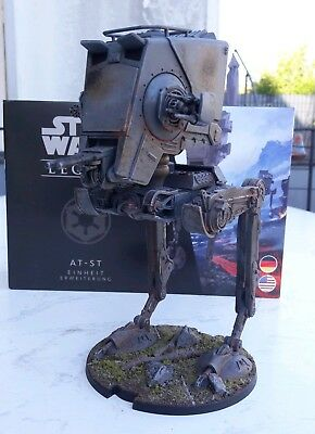 Star Wars Legion: AT-ST Erweiterung (DE|ENG) pro painted