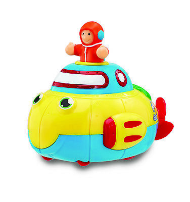 Wow Toys Sunny Submarine Bath Toddler PreSchool Baby Bathing 18month to 5 years