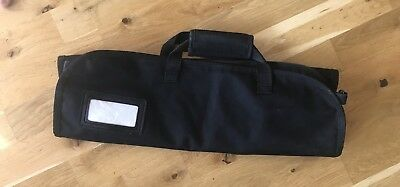 Messermeister knife bag with loads of storage space