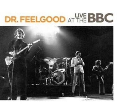 Dr. Feelgood - Live At The BBC (Digipack) - New CD Album - Pre Order 26/10/2018