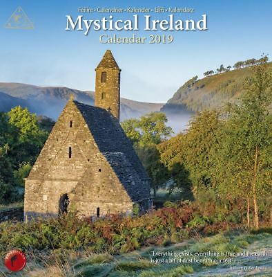 Medium Mystical Ireland 2019