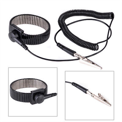 1 Pcs Anti-static ESD Adjustable Strap Antistatic Grounding Bracelet Wrist Band