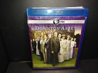 Masterpiece: Downton Abbey - Season 1 (Blu-ray Disc, 2011, 2-Disc Set) B195