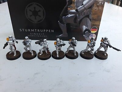 Star Wars Legion: Sturmtruppen (DE|ENG) pro painted