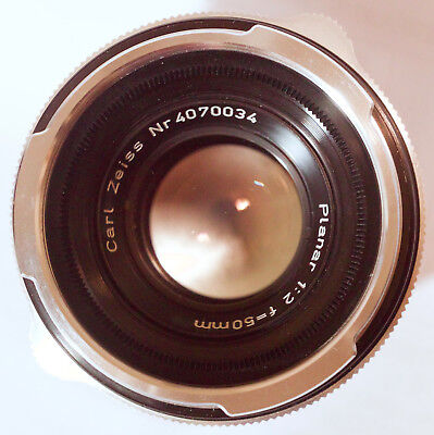 Carl Zeiss Contarex 50mm f2