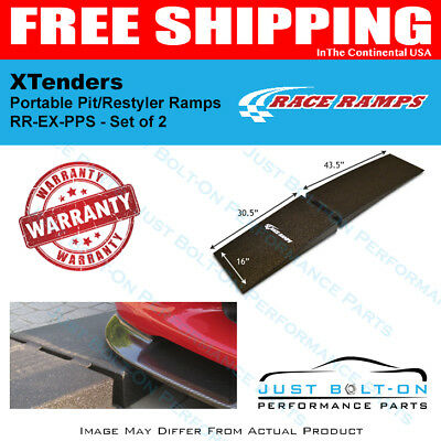 Race Ramps XTenders for Portable Pit/Restyler Ramps RR-EX-PPS