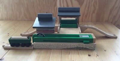 Thomas und seine Freunde - Sawmill with Dumping Depot, Learning Curve 1998-2002
