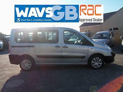 Citroen Dispatch 2.0HDi Mobility Wheelchair Access Vehicle Disabled WAV