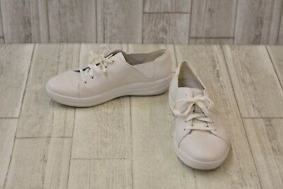 7df4a94d9   Fitflop F-Sporty Leather Lace Up Sneaker - Women s Size 7.5