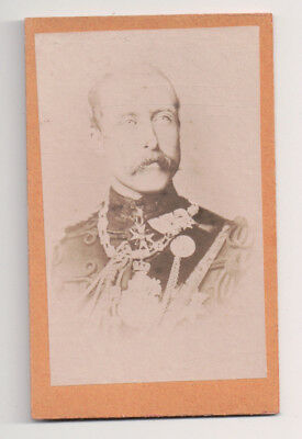Vintage CDV Prince Arthur, Duke of Connaught