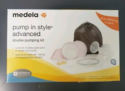 Medela - Pump In Style Advanced Double Pumping Kit Great for Spare Parts/Replace