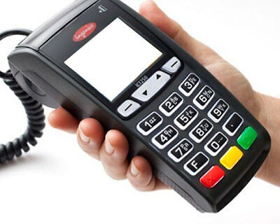 Ingenico iCT250 Dual Comm With Smart Card/EMV Reader