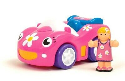 Race Car Dynamite Daisy WOW Toys Toddler Preschool Game for 18 Month - 5 Years