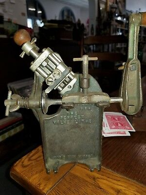 Rare the perfect valve lathe 1920s