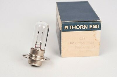 Thorn Emi G29 4v 0.75a  P30s replacement for BRS  Projector Lamp, bulb