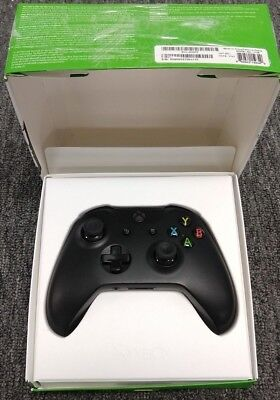 Microsoft Xbox One / One S Wireless Gamepad Controlle 6CL-00005 Gamepad Black
