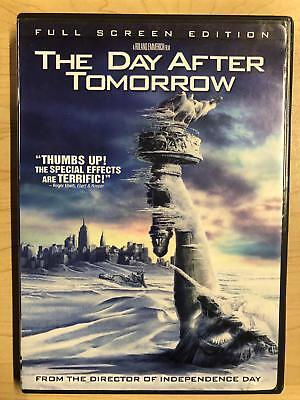 The Day After Tomorrow (DVD, full screen, 2004) - E1007