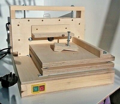 bench-top Horizontal Router Table ROUTER INCLUDED