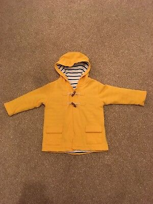 Marks And Spencers Baby Boys Jacket Size 9-12 Months