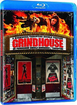 Grindhouse - Planet Terror / Death Proof  [Blu-ray] New & Sealed,