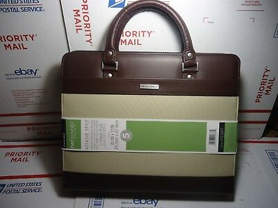 """AT-A-GLANCE Day Runner 313-0307 Attache Organizer (Holds Size 5 Refills) 8.5""""x11"""