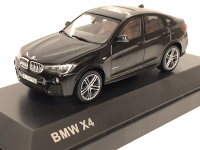 Bmw x4 f26 SUV negro openable 1:43 iscale Dealer